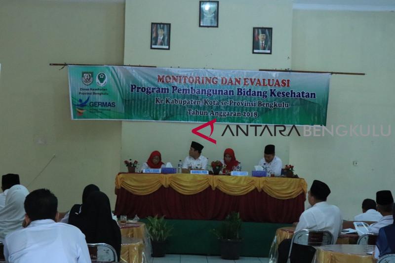 Imunisasi MR Rejang Lebong tertinggi di Bengkulu