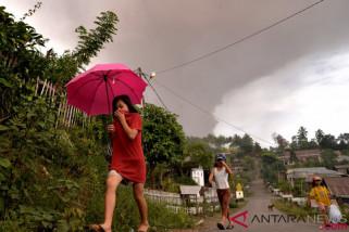 Sejauh ini Erupsi Soputan belum berdampak di Manado