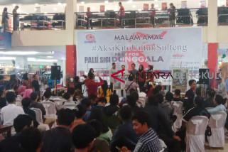 Komunitas Pemuda Bengkulu galang bantuan korban bencana