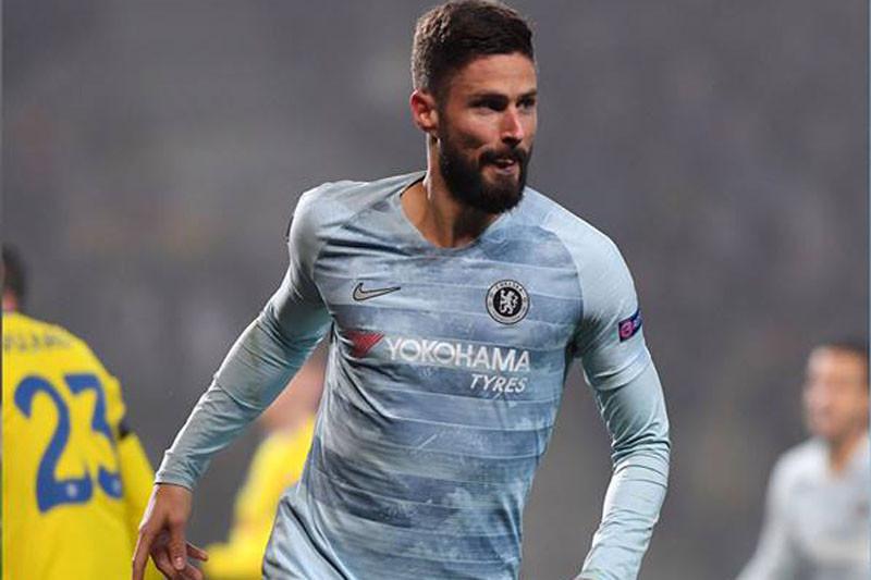 Chelsea ditahan imbang 2-2 oleh Vidi