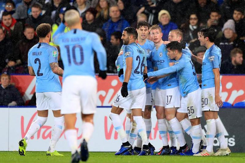 Manchester City tekuk Wolverhampton 3-0