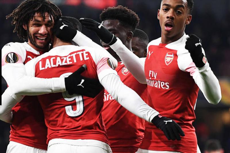 Arsenal dan Sporting tutup penyisihan grup dengan kemenangan