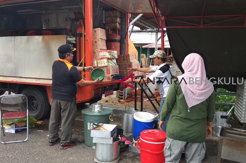 BPBD dirikan dapur umum di Tanjung Agung