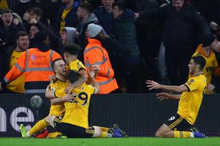 Comeback Wolverhampton buat Chelsea tersungkur
