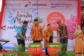 Gubernur Bengkulu ajak masyarakat mampu pakai LPG non subsidi