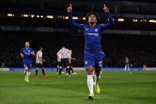 Kemenangan 2-1 atas Newcastle, Chelsea perlebar jarak dengan Arsenal