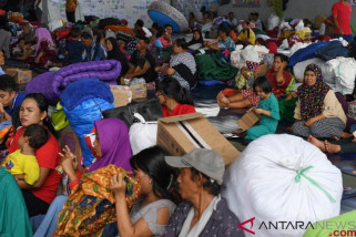 Keluarga korban tsunami Lampung belum terima santunan