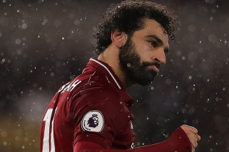 Penalti Salah bawa Liverpool amankan poin di markas Brighton