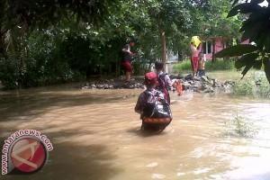 Waduh, Banjir Dan Longsor Melanda Kota Sukabumi