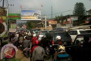 Liburan Imlek Kota Bogor Diserbu Pengunjung
