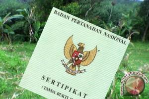 Bekasi diminta bantu pemohon sertifikat tanah