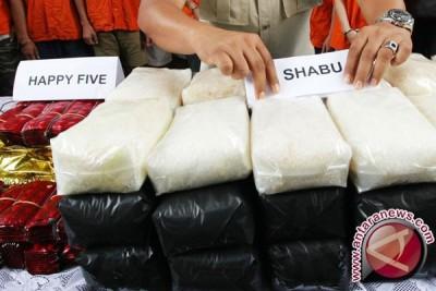319 Kasus Narkoba Bekasi Diungkap