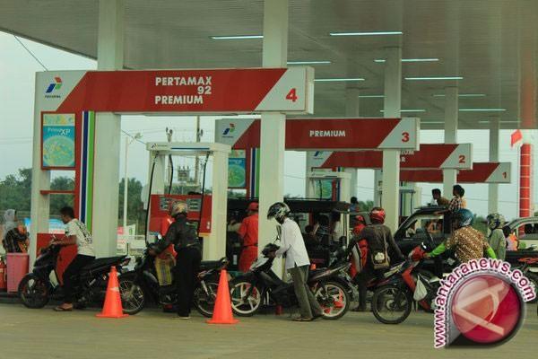 Ketersediaan BBM Sukabumi dipastikan cukup hingga Idul Fitri