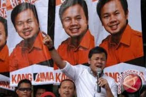 Bima Arya memulai kampanye calon walikota  Bogor