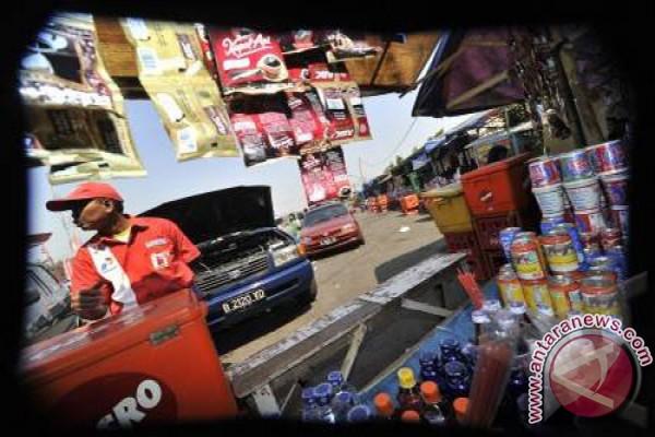 Pedagang di rest area diwajibkan pampang harga