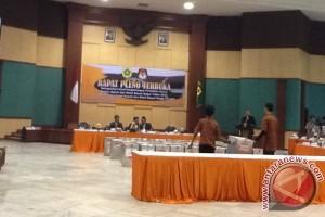 KPU gelar rapat pleno rekapitulasi perhitungan suara