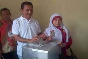 Ru'yat: Terimakasih, Pilkada Kota Bogor Lancar
