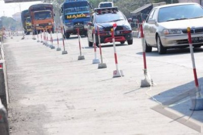 Persiapan Jalur Mudik Bekasi Habiskan Rp35 Miliar