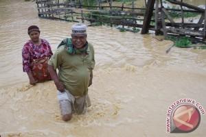 Banjir landa wilayah utara Subang