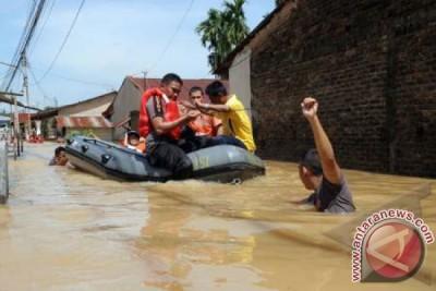 Pemkot Bekasi Gelar Pasukan Siaga Banjir
