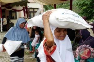 waduh, Masyarakat Karawang Belum Terima Raskin Dua Bulan