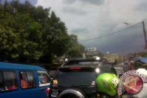 Kemacetan Di Sukabumi Parah
