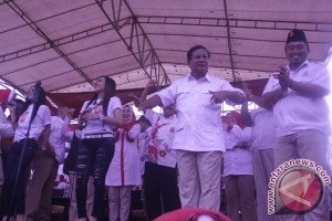 Agricultural issue more important than economic concerns: Prabowo