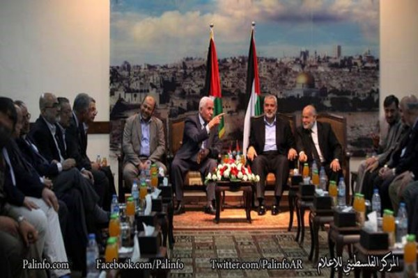 Pimpinan HAMAS akan temu Presiden Palestina