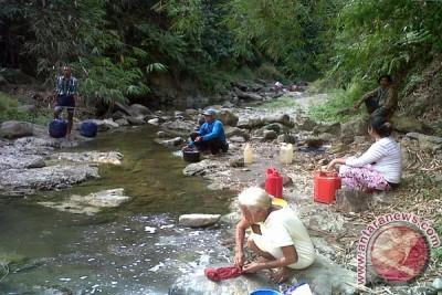 23 Dari 47 Kecamatan Di Sukabumi Kesulitan Air