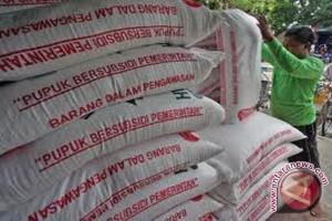 Penuhi kebutuhan petani, pendistribusian pupuk bersubsidi dioptimalkan