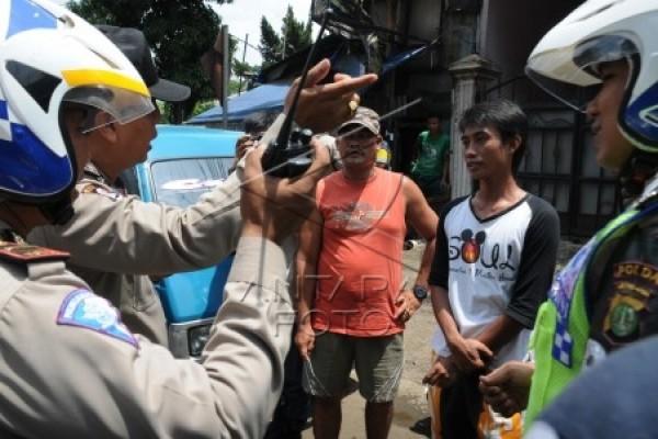 Polisi Tangerang Sediakan Mobil Pengganti Angkot