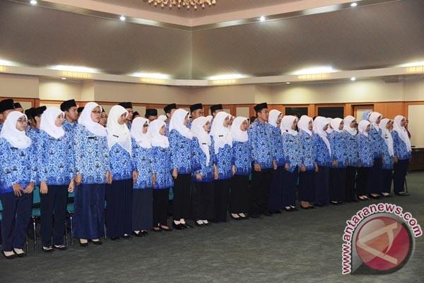 187 Penjabat Pemkot Bogor Berganti Posisi