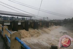 Bedung Katulampa Siaga Tiga Banjir