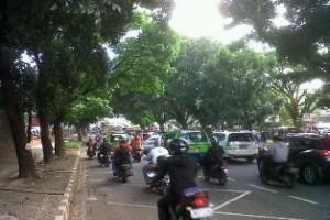 Ini Kawasan Tertib Lalu Lintas Kota Bogor