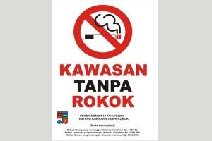 Pengawasan Kawasan Tanpa Rokok Bogor Diperkuat