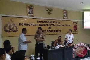 Kompolnas Dukung Peningkatan Status Polres Bogor Kota