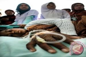 Rohingya Diserang Massa, Polisi Myanmar Malah Melarikan Diri