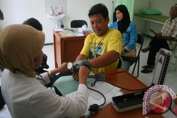 Pasien kolesterol di Bekasi bertambah pascalebaran