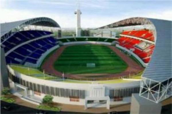 Disbudpora Bekasi: Rumput stadion selesai Mei