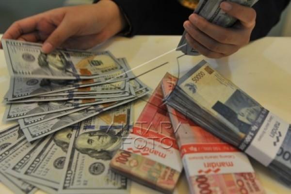 Kurs Dolar Amerika Serikat Naik