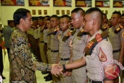793 Perwira TNI-Polri Baru Dilantik