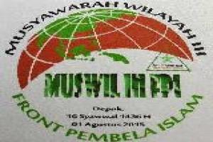 Rencana Pembentukan FPI Semarang Tidak Diizinkan Polisi