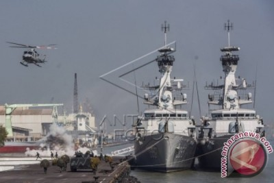TNI AL Tangkap 34 Kapal Ikan Asing