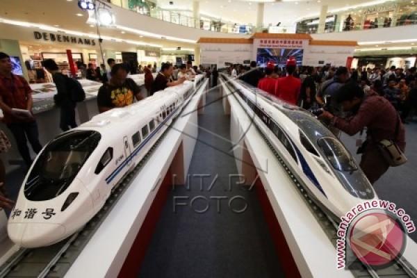 Kereta cepat Haramain Saudi beroperasi Oktober
