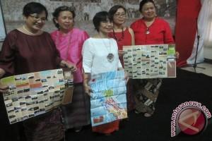 1.000 Peta Jelajah Kota Pusaka Bogor Disebar