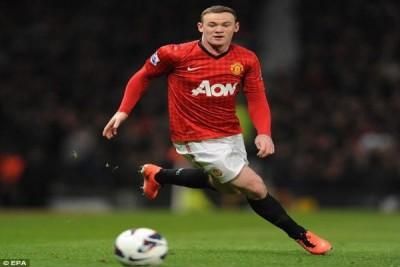 Cedera Punggung, Rooney Tidak Masuk Pemain Inti