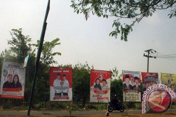Pemkab/Pemkot diminta bantu penertiban peraga kampanye di Jabar