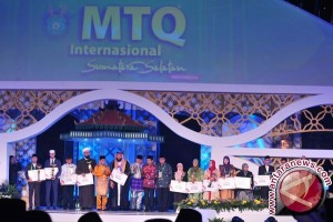 Moskow Gelar MTQ Internasional