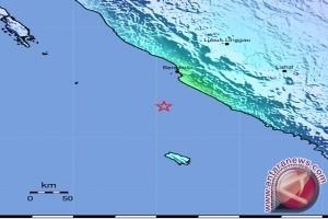 Lampung Digoyang Gempa 5,3 SR Saat Libur