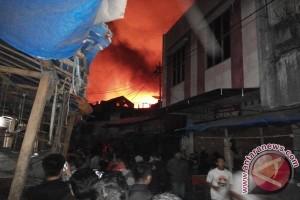 Pasar Pelita Sukabumi Sudah Empat Kali Terbakar